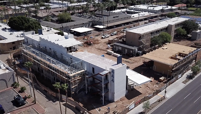 Commercial Construction Video and Photography Services